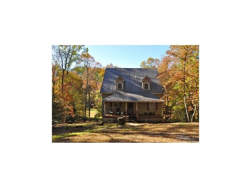 663 Mill Creek Trail, Cleveland, GA 30528