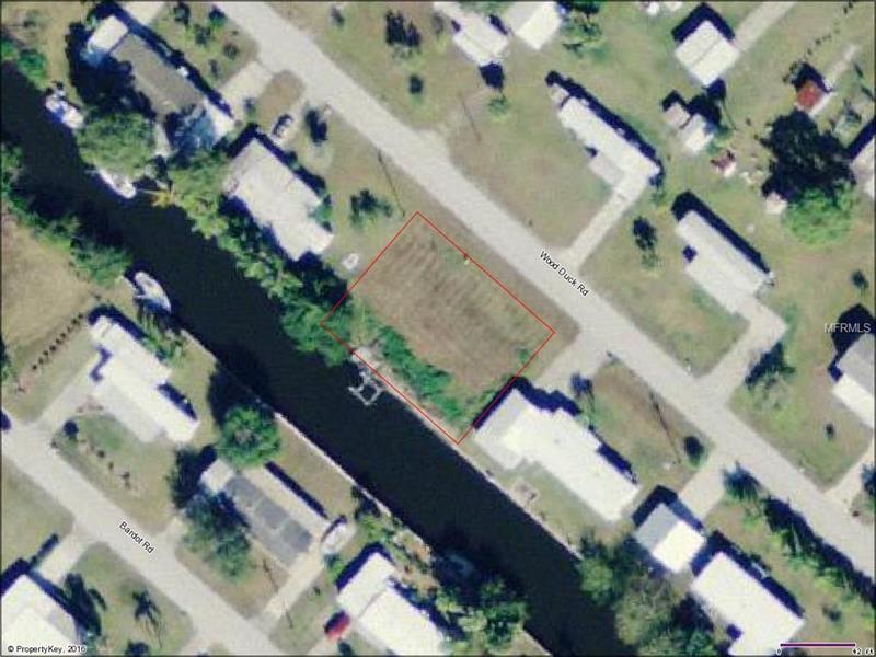 4149 WOOD DUCK ROAD, PORT CHARLOTTE, FL 33953