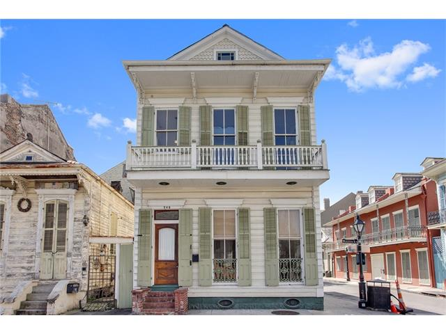 742 BARRACKS Street, New Orleans, LA 70116