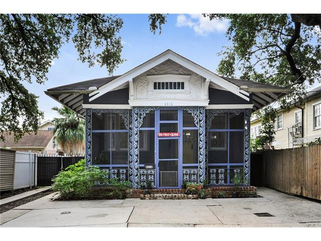 4316 S ROMAN Street, NEW ORLEANS, LA 70125