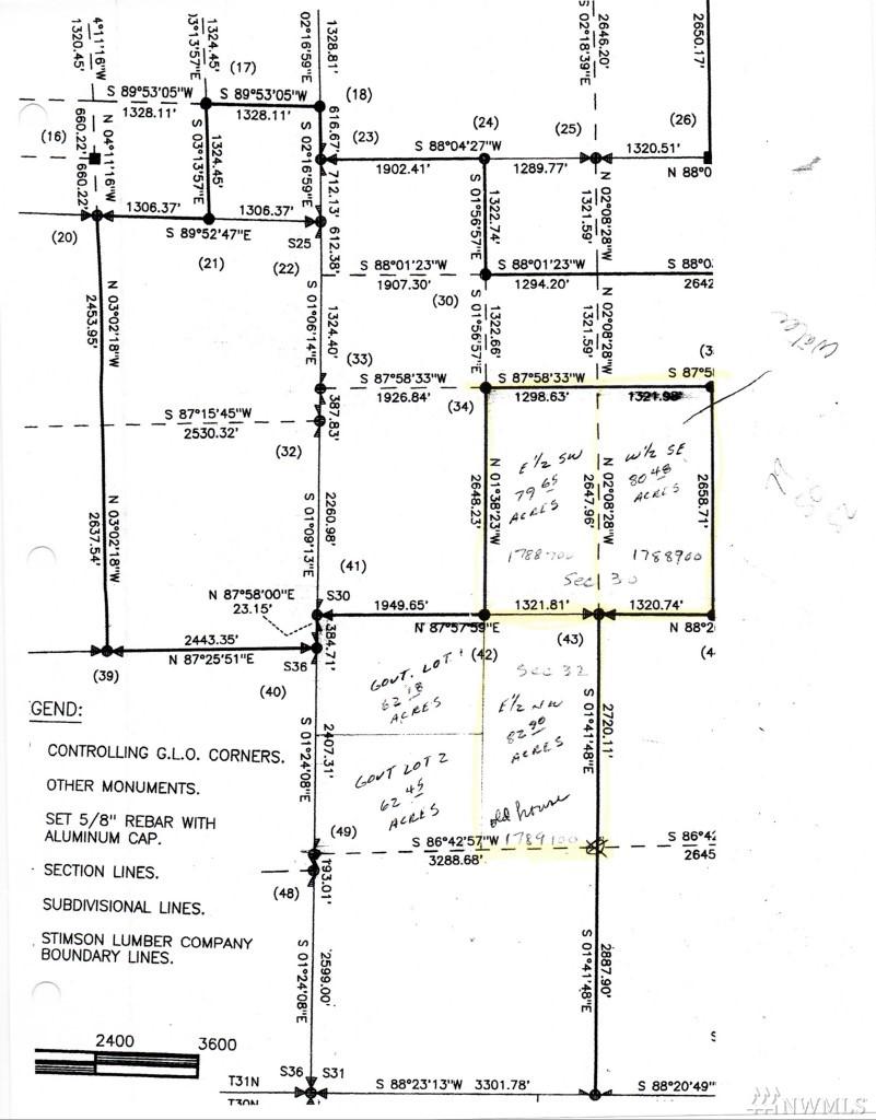 Lessig Road, Hunters, WA 99137