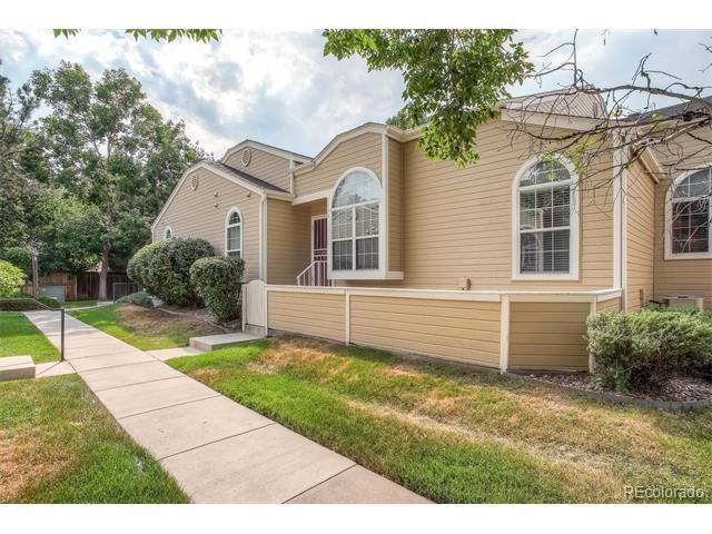 5848 W Asbury Place, Lakewood, CO 80227