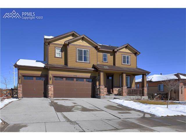 7176 Mountain Spruce Drive, Colorado Springs, CO 80927