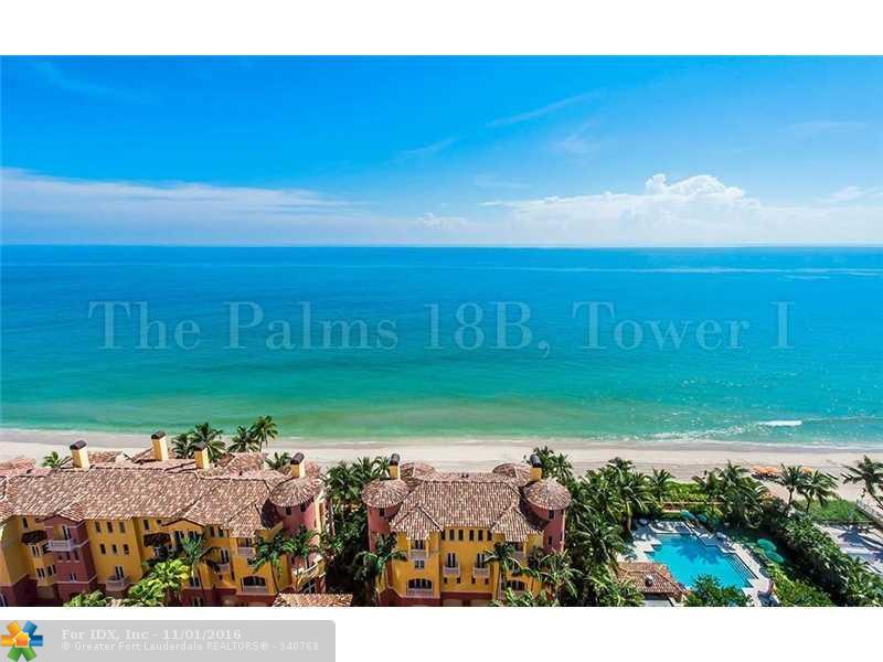 2100 N OCEAN BL 18B, Fort Lauderdale, FL 33305