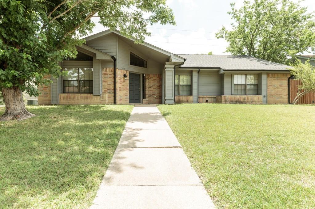 1600 Oxford Place, Mesquite, TX 75149