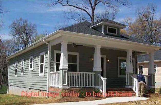 1205 Harrill Street, Charlotte, NC 28205