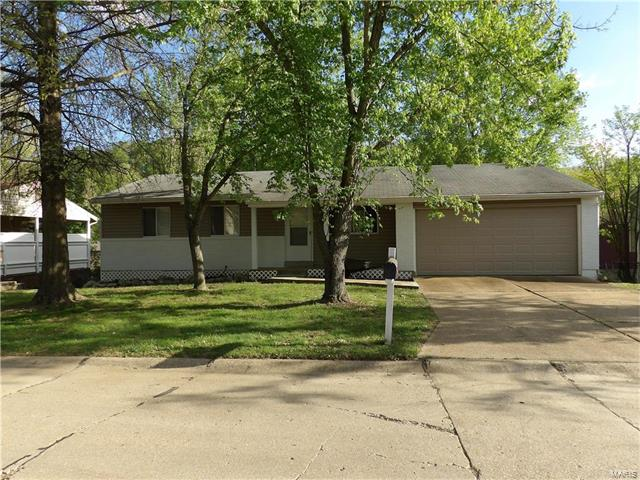 3824 Red Bud Drive, Imperial, MO 63052