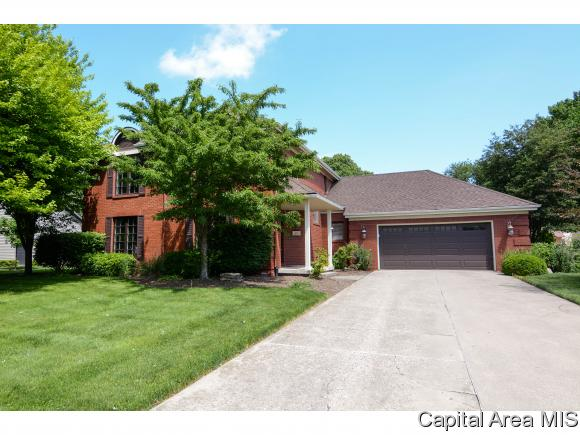 2505 COUNTRY CLUB DR, Springfield, IL 62704