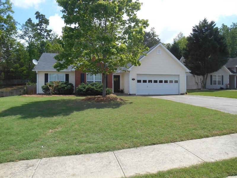 528 Bellingham Drive, Sugar Hill, GA 30518