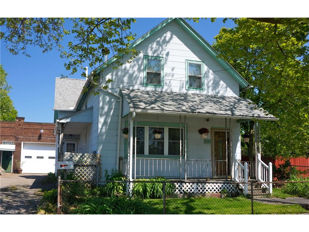 2109 W 41 St, Cleveland, OH 44113