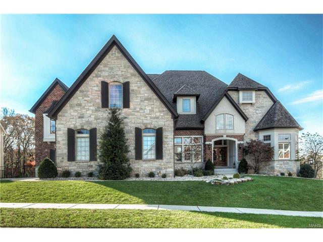 16763 Eagle Bluff Court, Chesterfield, MO 63005
