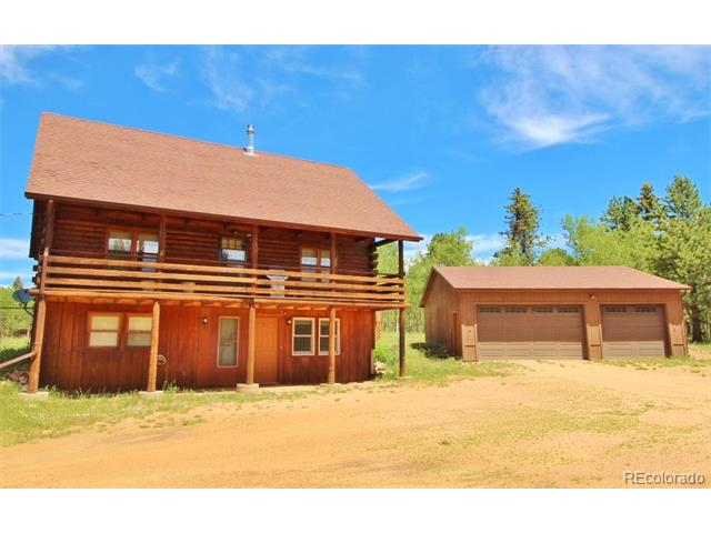 78 Aspen Village Road, Divide, CO 80814