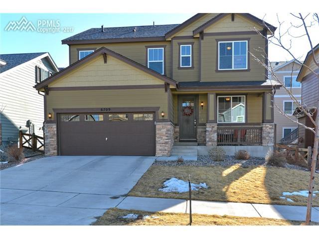 6709 Maple Stone Lane, Colorado Springs, CO 80927
