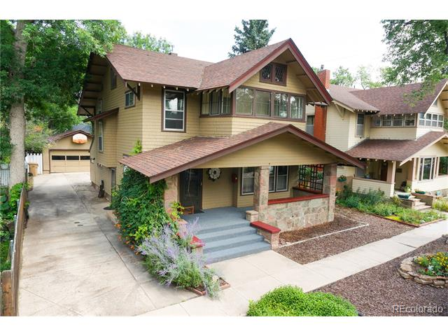 210 E Washington Street, Colorado Springs, CO 80907