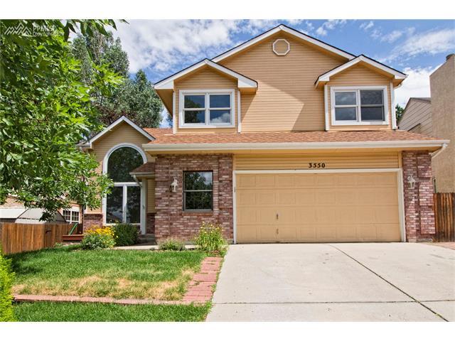 3550 Cranswood Way, Colorado Springs, CO 80918