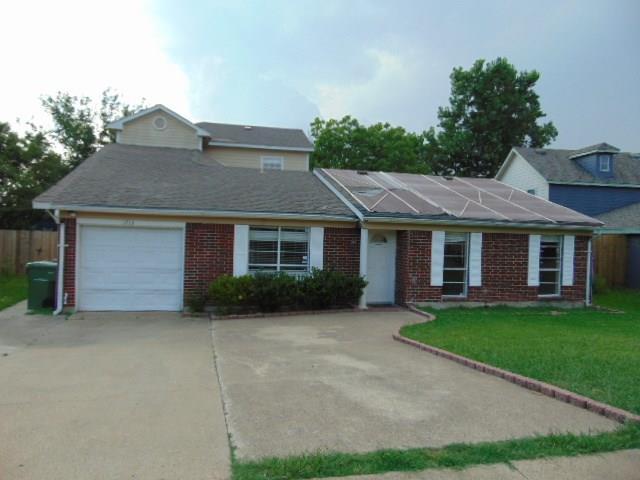 1713 Swan Drive, Garland, TX 75040