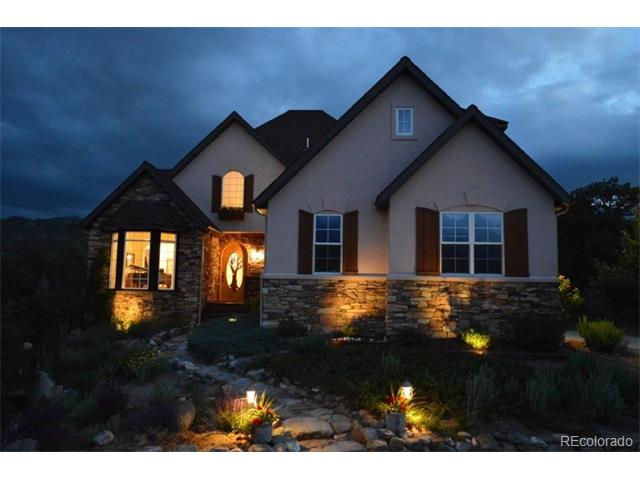 798 Three Streams Road, Howard, CO 81233