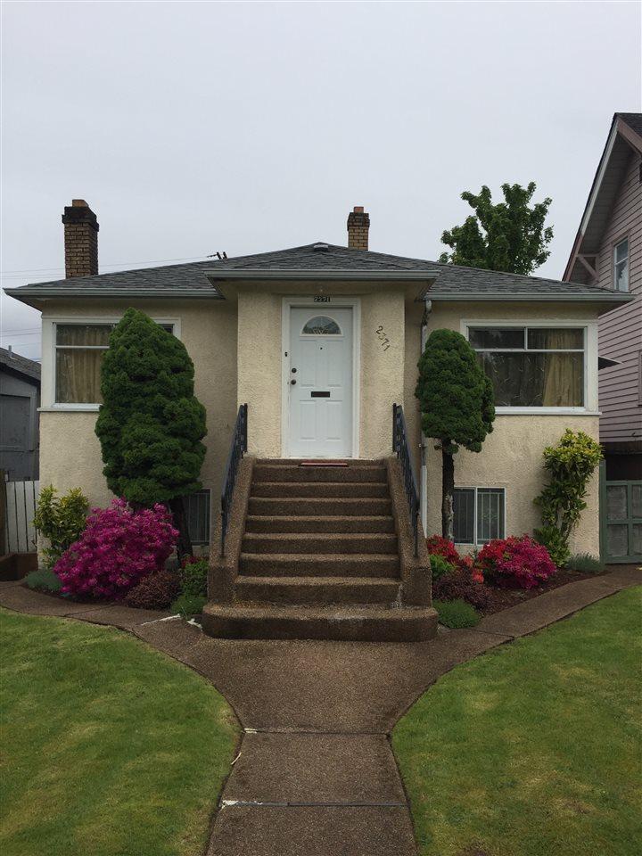 2371 E PENDER STREET, Vancouver, BC V5L 1X7
