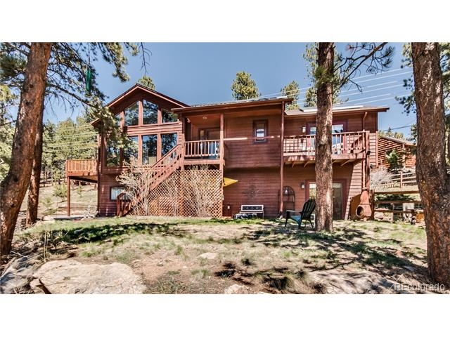27851 Shadow Mountain Drive, Conifer, CO 80433