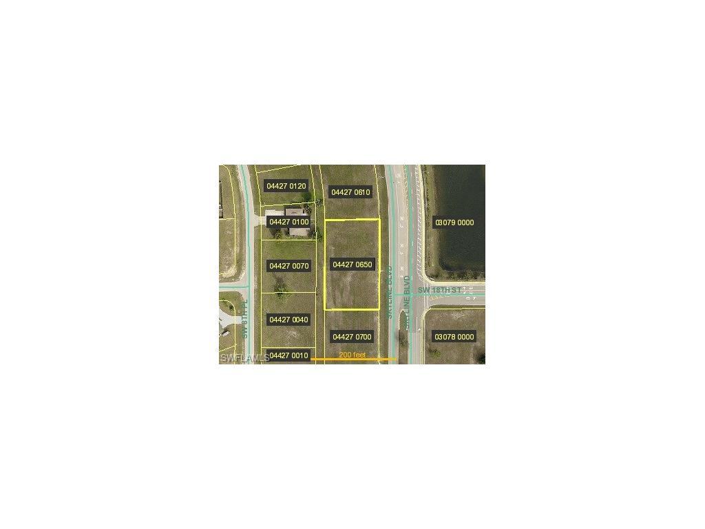 1728 Skyline BLVD, CAPE CORAL, FL 33991