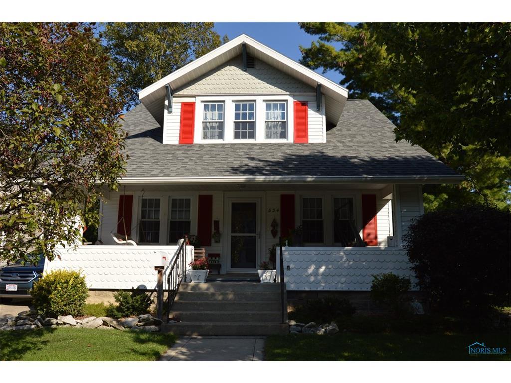 534 W Main Street, Napoleon, OH 43545