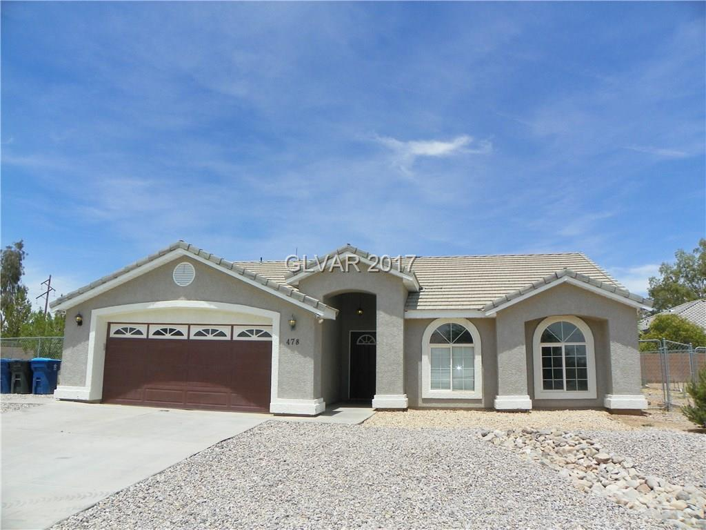 478 RABEE Court, Overton, NV 89040