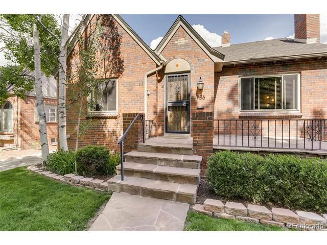 736 Forest Street, Denver, CO 80220