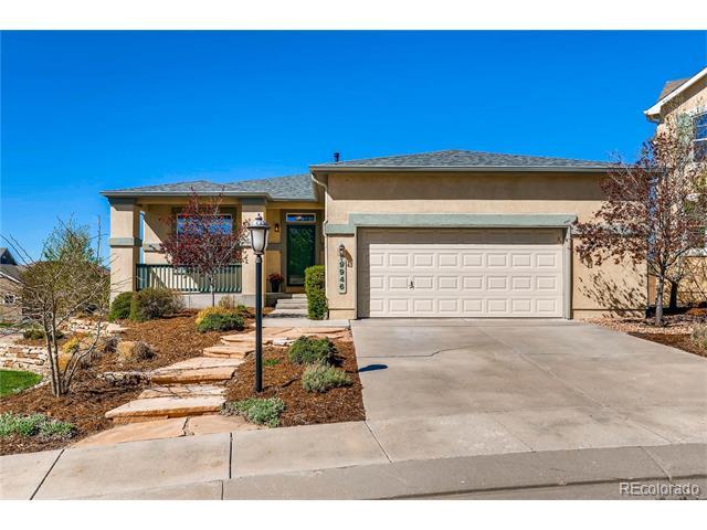 9946 Red Sage Drive, Colorado Springs, CO 80920