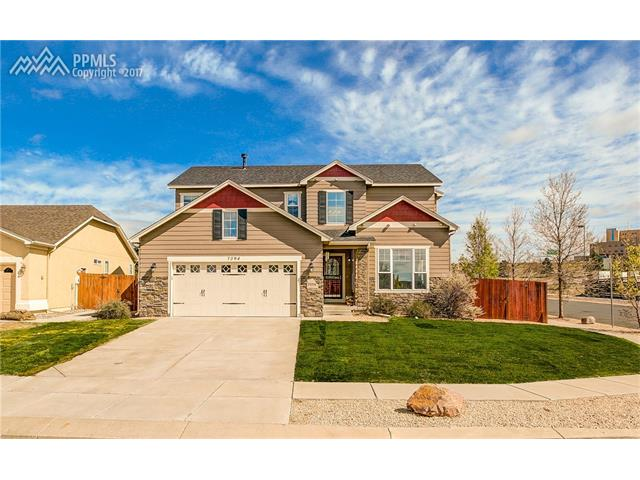 7094 Wood Lily Drive, Colorado Springs, CO 80923