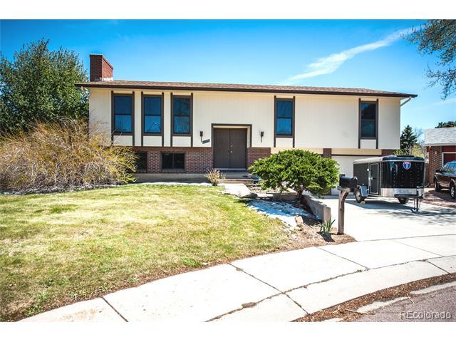 4725 Ranch Drive, Colorado Springs, CO 80918