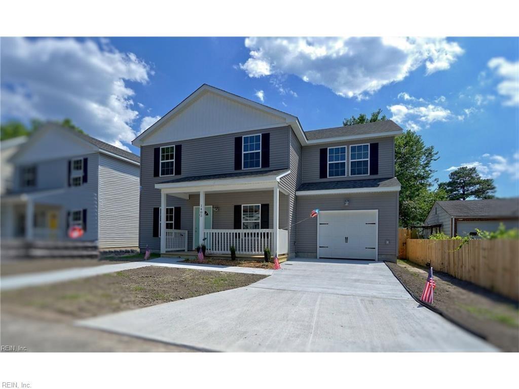 1405 KINGSTON AVE, Norfolk, VA 23518