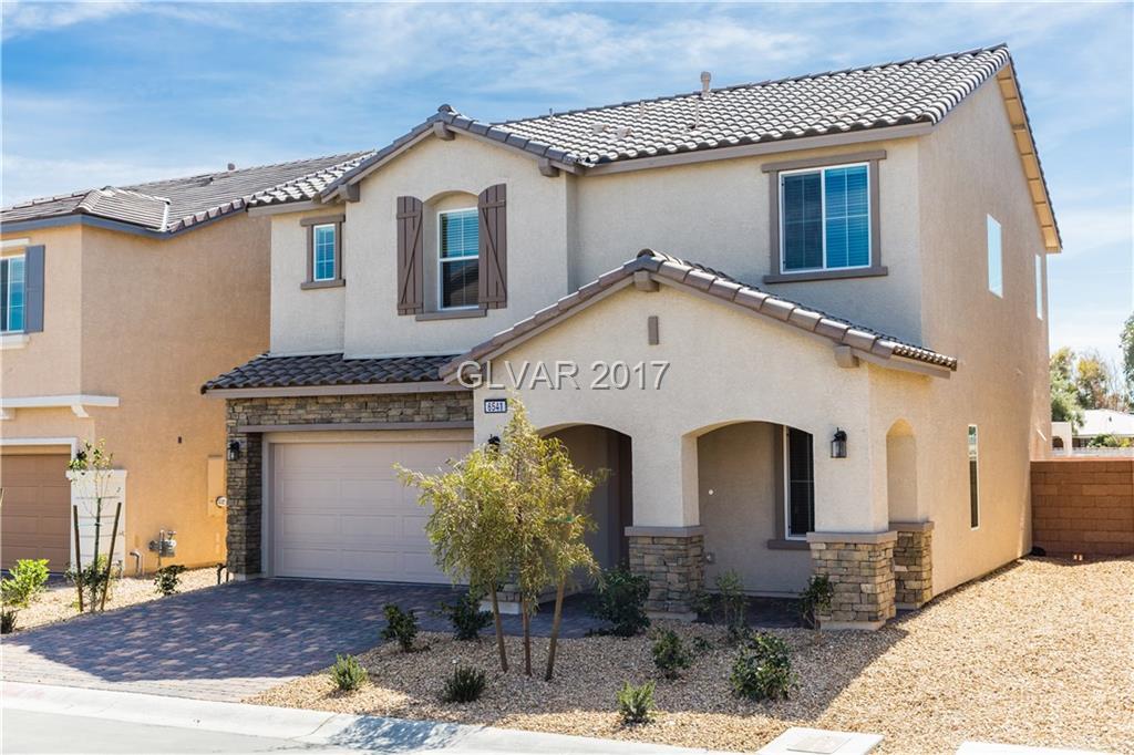 6451 TERRA MIRANDA Avenue, Las Vegas, NV 89118