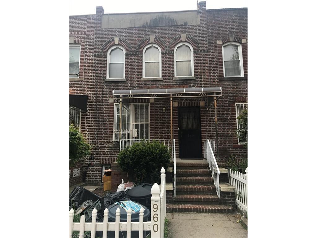 960 55 Street, Brooklyn, NY 11219
