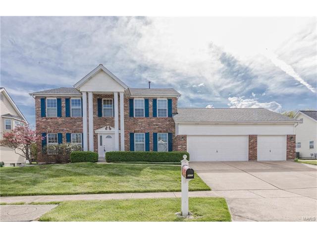 4430 Kerth Manor Drive, St Louis, MO 63128