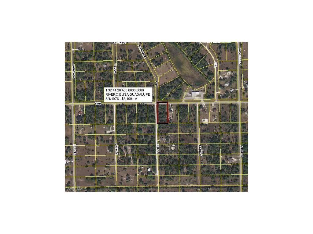 448 Avenida Del Sur, CLEWISTON, FL 33440