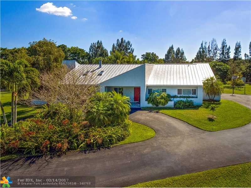 17350 SW 52nd Ct, Southwest Ranches, FL 33331