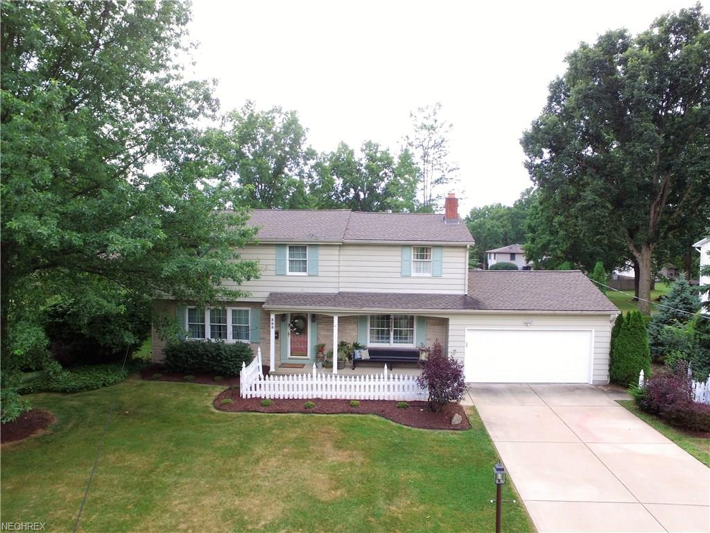 395 Bradford, Canfield, OH 44406