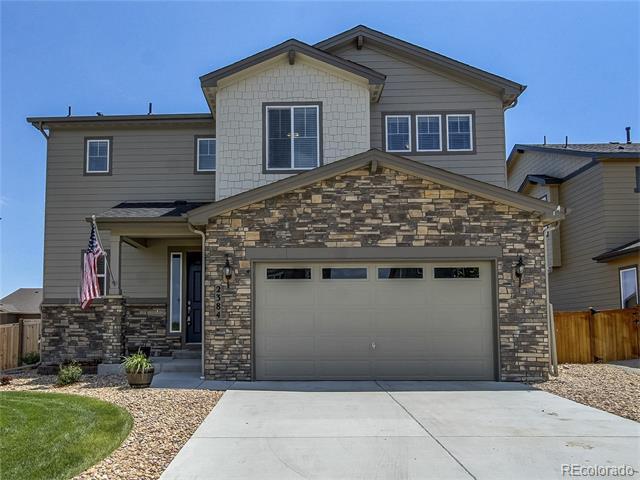 2384 Summerhill Drive, Castle Rock, CO 80108