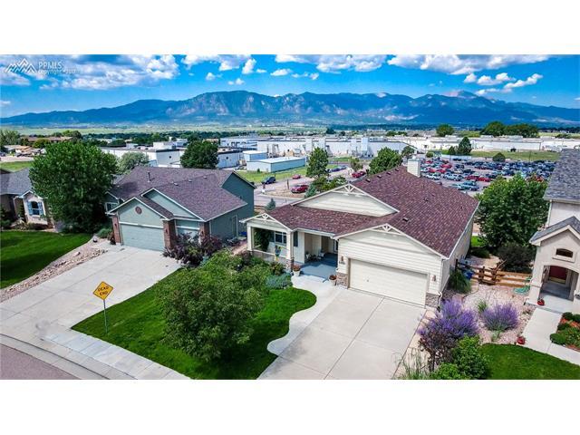 4948 Wing Walker Drive, Colorado Springs, CO 80911