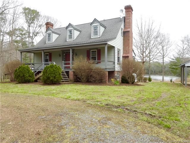 127 Creek Lane, Wicomico Church, VA 22473