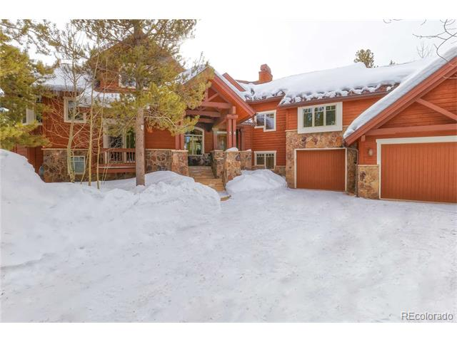 38 Marksberry Way, Breckenridge, CO 80424