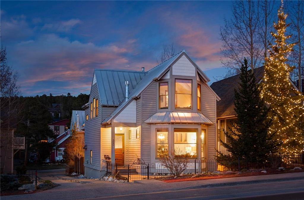 210 S French STREET, BRECKENRIDGE, CO 80424