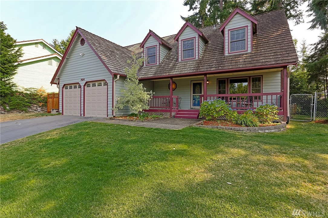 7614 Orcas Place NW, Bremerton, WA 98311