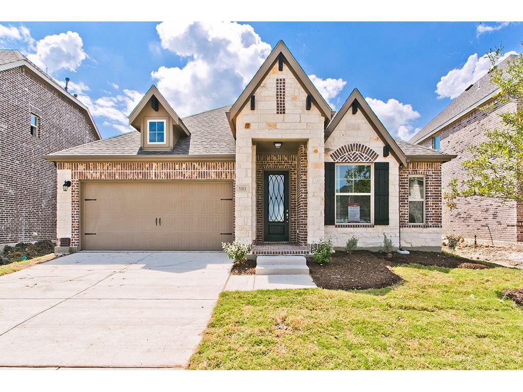 5313 Delta Blush Lane, McKinney, TX 75070
