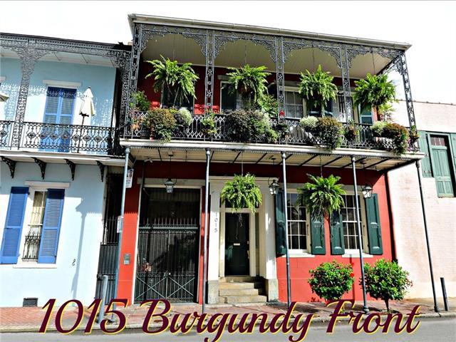 1015 BURGUNDY Street 6, New Orleans, LA 70116