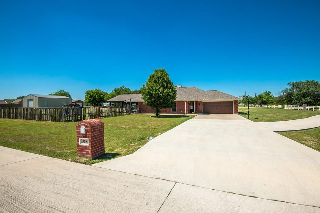 368 Lexington Circle, Haslet, TX 76052