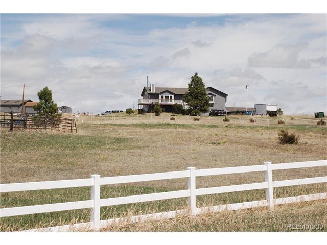 1101 Mountview Drive, Elizabeth, CO 80107
