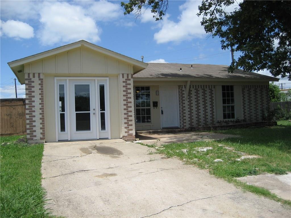 601 Parker Circle, Garland, TX 75040