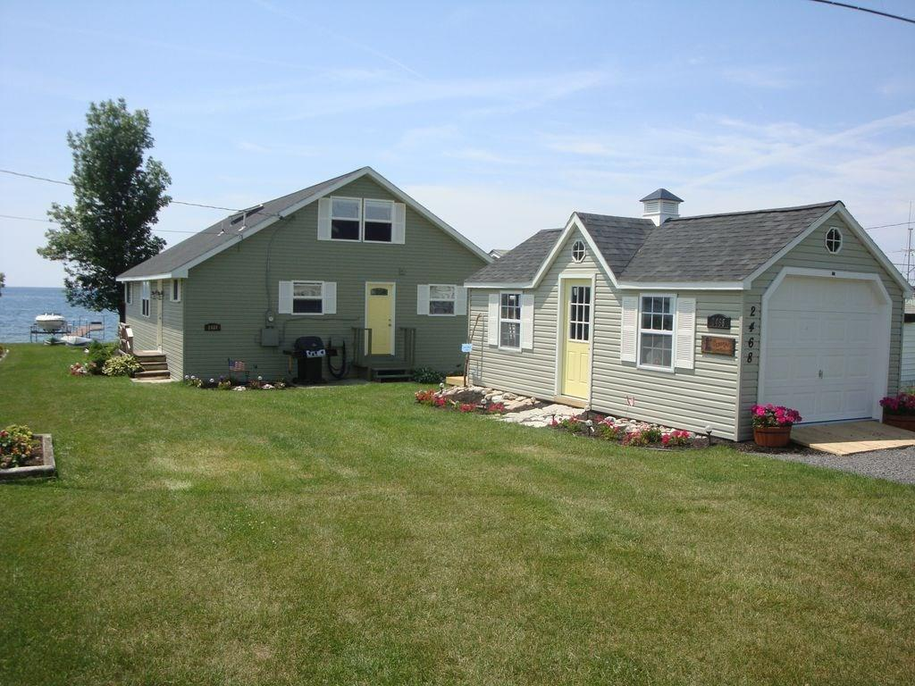 2468 Ponds Shore Drive, Cape Vincent, NY 13618