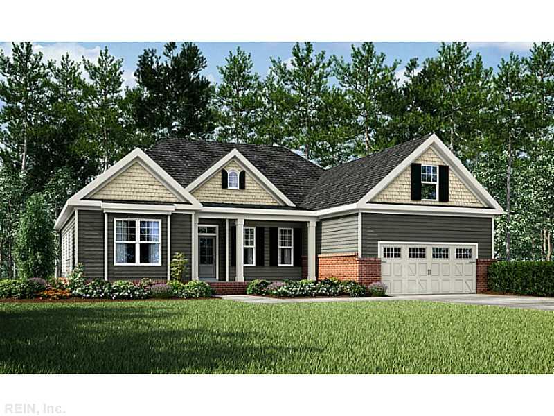 New Homes In Grassfield Chesapeake Va